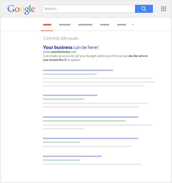 reklama google przegladarka