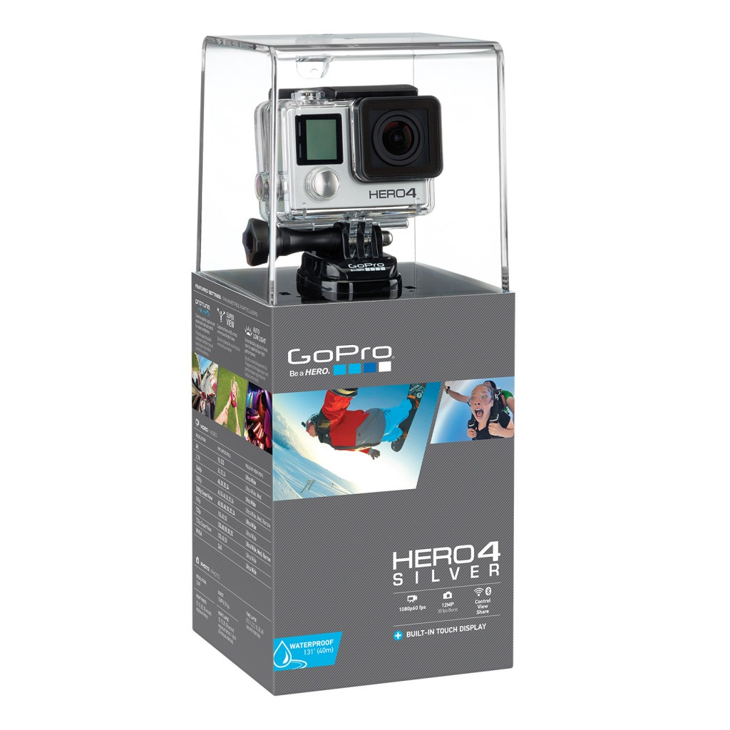 Kamera GoPro HERO 4 Silver sklep