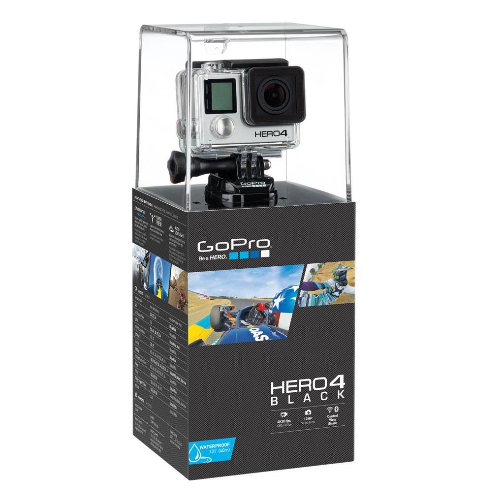 Kamery GoPro HERO 4 Black sklep