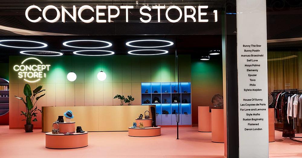 Projekt logotypu Concept Store1_02
