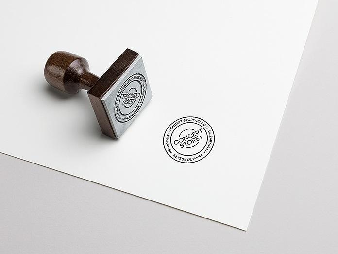 Projekt logotypu Concept Store1_03