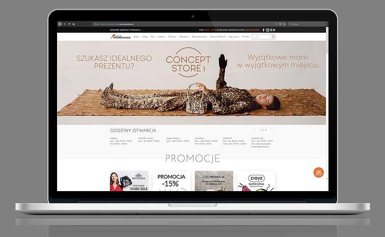 Projekt logotypu Concept Store1_04
