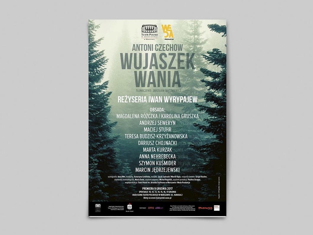 Opracowanie graficzne do spektaklu Wujaszek Wania w reżyserii Iwana Wyrypajewa_01