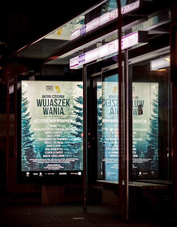 Opracowanie graficzne do spektaklu Wujaszek Wania w reżyserii Iwana Wyrypajewa_08