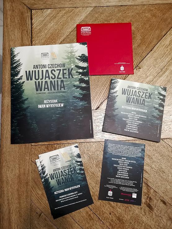 Opracowanie graficzne do spektaklu Wujaszek Wania w reżyserii Iwana Wyrypajewa_09