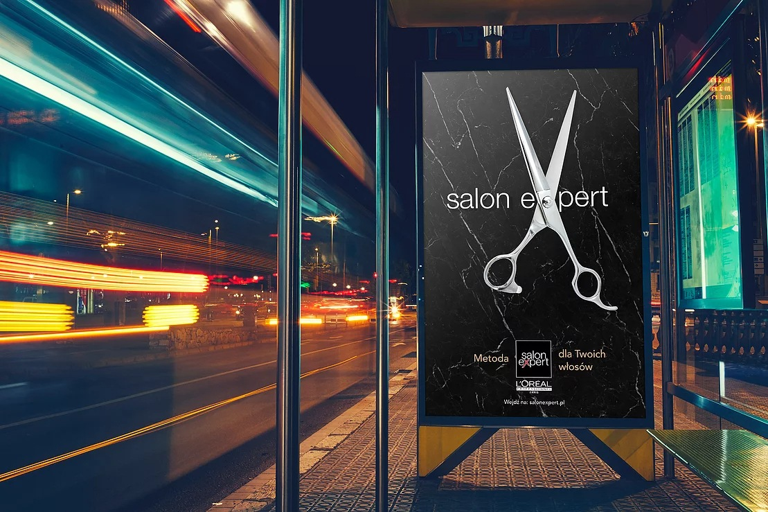 Projekty i wizualizacje Key Visuali dla Loréal Salon Expert_05