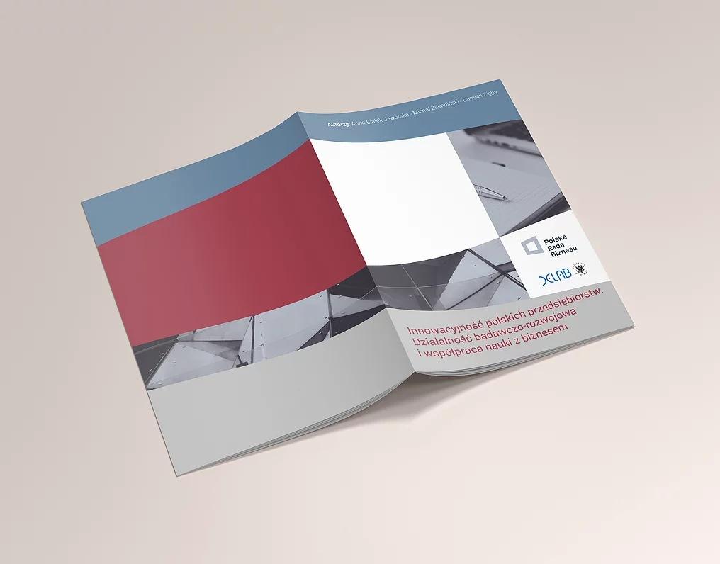 Przygotowanie do druku raportu rocznego dla Polskiej Rady Biznesu_01
