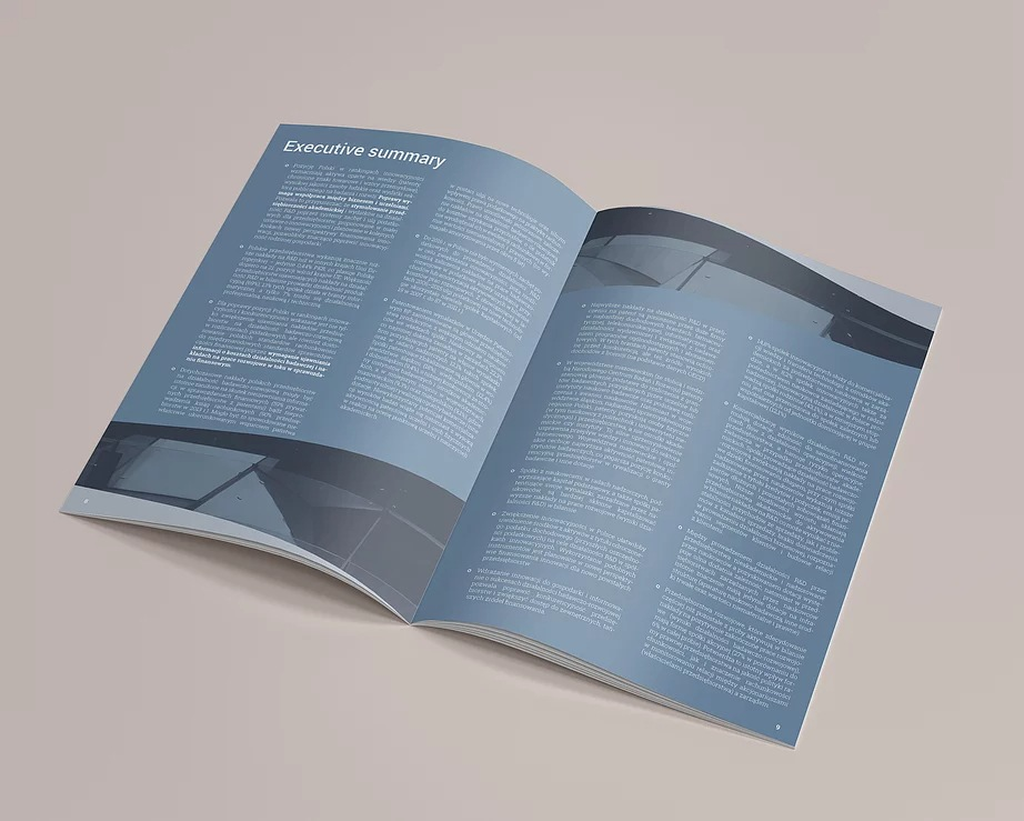 Przygotowanie do druku raportu rocznego dla Polskiej Rady Biznesu_04